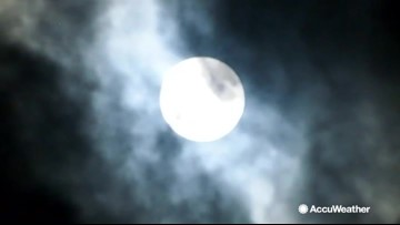Last supermoon of 2019 rises after equinox