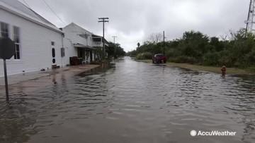 Nestor's not a hurricane, but it's still making trouble