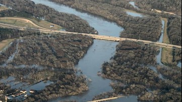 It's easier to understand flooding's impact from the air
