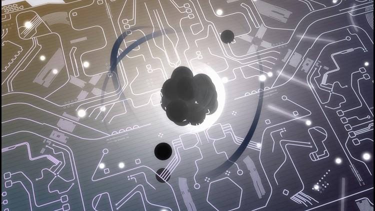 Scientists Hold Atoms With 'Laser Tweezers'