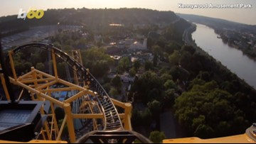 New Roller Coaster Flips Riders a Record-Breaking Nine Times
