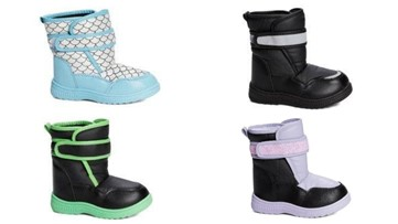 Children's boots sold by Zulily recalled for too much lead