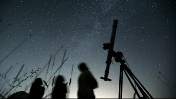 Dueling meteor showers to light up sky on July 29
