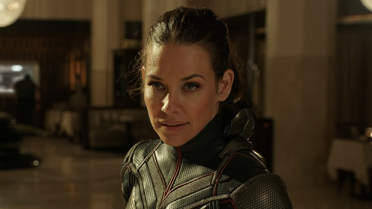 Evangeline Lilly Ant-Man Wasp