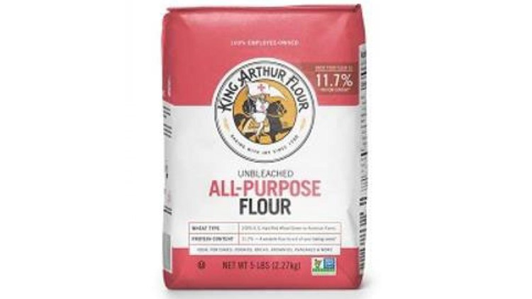 Recalled King Arthur Unbleached All-Purpose Flour