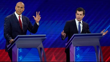 Buttigieg jabs Trump over no deal with China