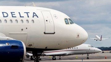 That Delta passenger who got a plane to himself? It didn't quite happen that way