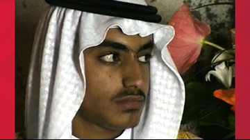 White House says Osama bin Laden's son killed in US operation