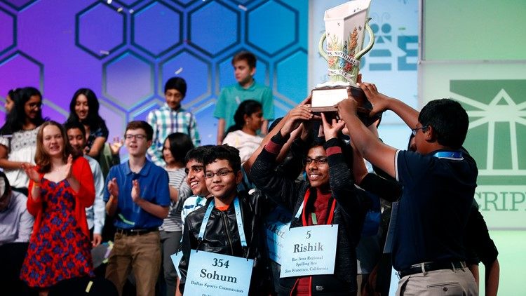 Vocabulary, lightning round added to National Spelling Bee to ensure 1 winner