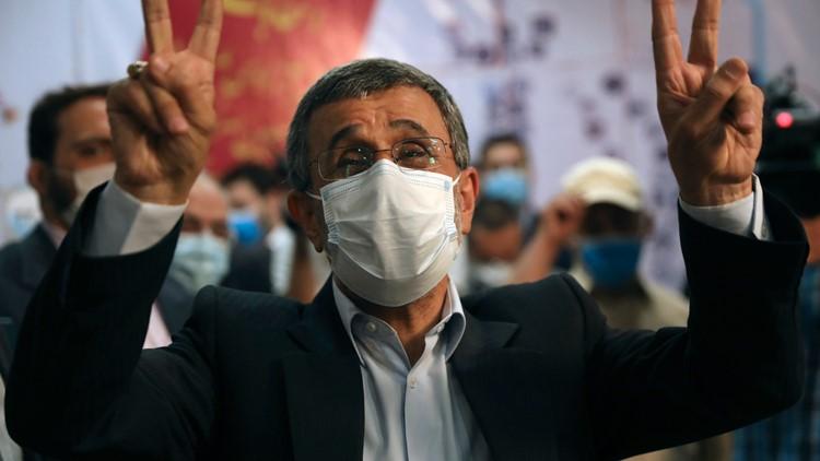 Hard-liner Mahmoud Ahmadinejad again seeks to be Iran's president