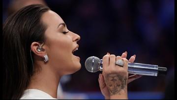Demi Lovato to perform national anthem at Super Bowl LIV