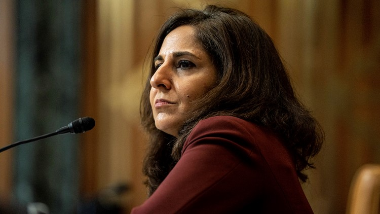 White House removes Neera Tanden nomination for budget director