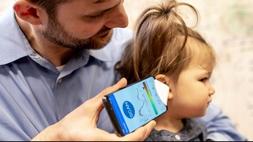 Parents rejoice! App may soon detect your child's ear infection