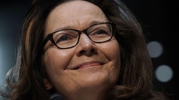 CIA Director nominee Gina Haspel
