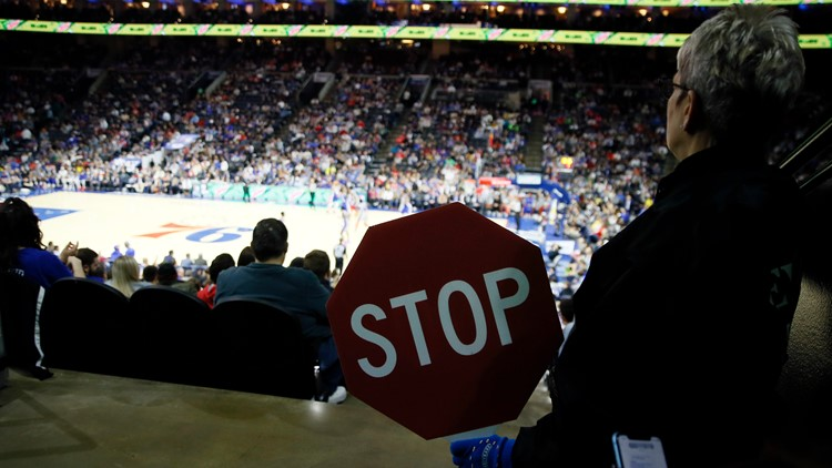 NBA suspending season over coronavirus concerns