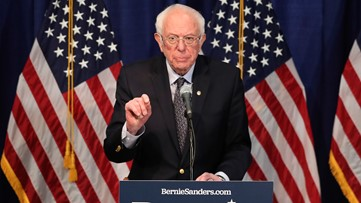Sanders to stay in the race despite disappointing Tuesday primary