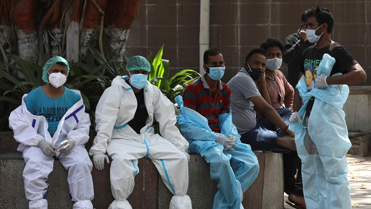 India passes US for most new COVID-19 cases in a single day
