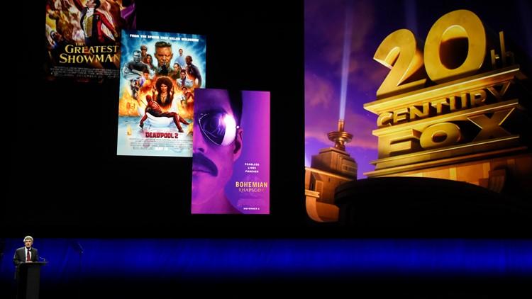 Disney-Fox-Movie Studio AP