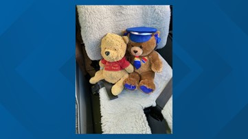 Southwest Airlines employee helps reunite girl with lost teddy bear