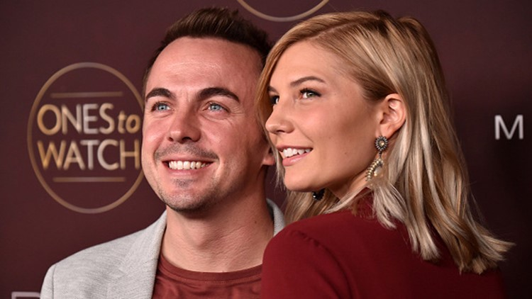 Frankie Muniz gets engaged after his cat 'destroyed' his home and 'everything I own'