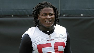 OPINION: Redskins send vile, inexcusable message on domestic violence by adding Reuben Foster