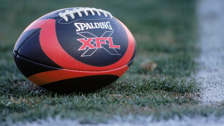 Image result for xfl football