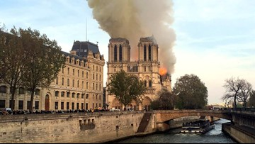Notre Dame fire 'likely caused' by short-circuit, official says
