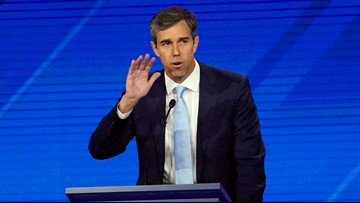 O'Rourke claims Trump 'inspired' El Paso shooter