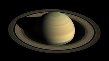 Look up! Saturn will be brighter and closer Tuesday night