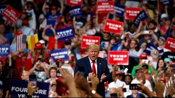 Trump launches re-election bid Tuesday