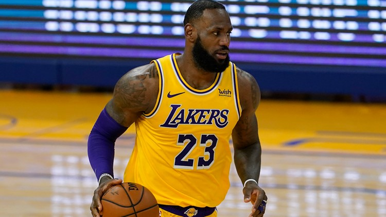 Why LeBron James being in the owner's box matters