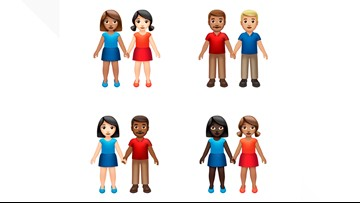 Apple, Google release new inclusive emojis on World Emoji Day