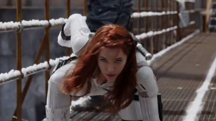 'Black Widow' legacy trailer