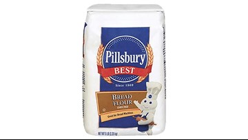 Pillsbury Best Bread Flour recalled for E.coli contamination fears
