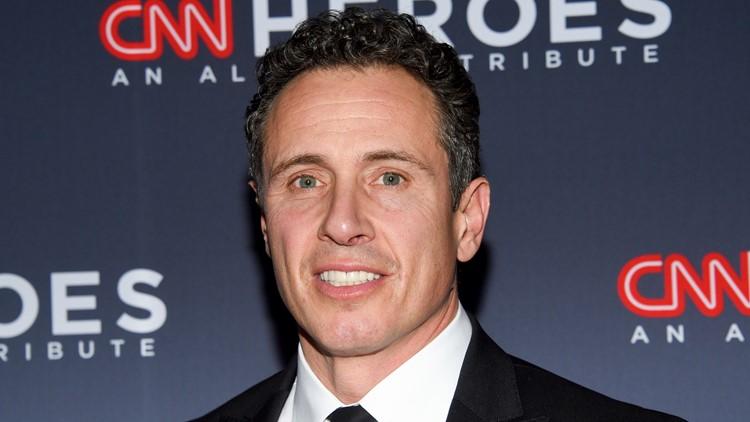 Chris Cuomo CNN anchor AP
