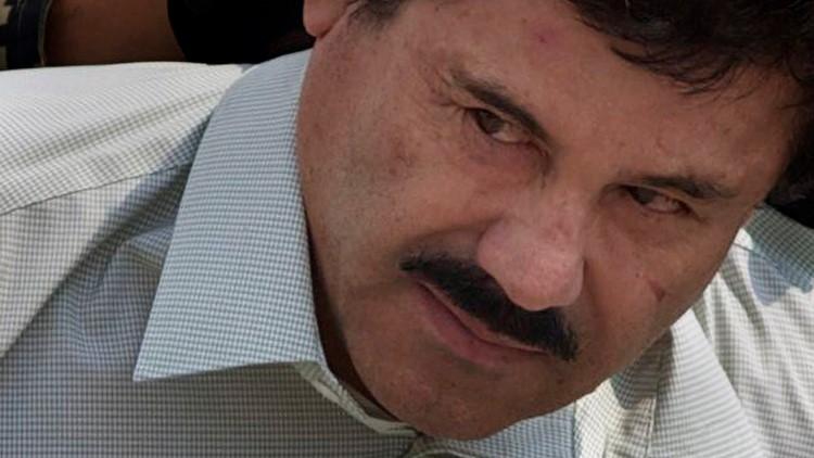 Mexican drug lord 'El Chapo' faces sentencing in US case