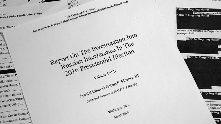 Mueller report: Trump thought special counsel was the 'end of his presidency'