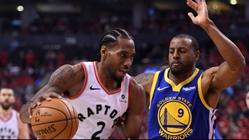 Toronto Raptors win first NBA title by holding off Golden State