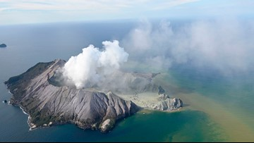 5 dead in eruption of New Zealand island volcano