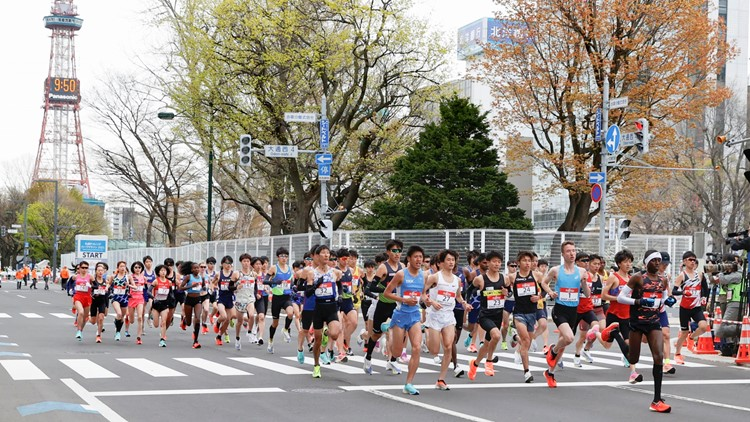 World track and field head gives stamp of approval to Tokyo Olympic test event