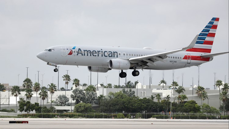 American Airlines bringing more pilots back as travel demand takes off