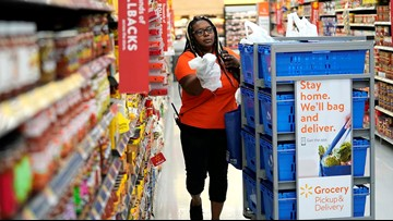 Walmart, Amazon accept food stamps to pay for groceries online in pilot program