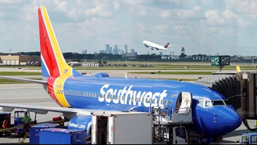 Southwest agent's game to wait out delay left passengers tickled