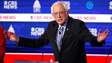 Sanders-linked group entered into racial discrimination NDA