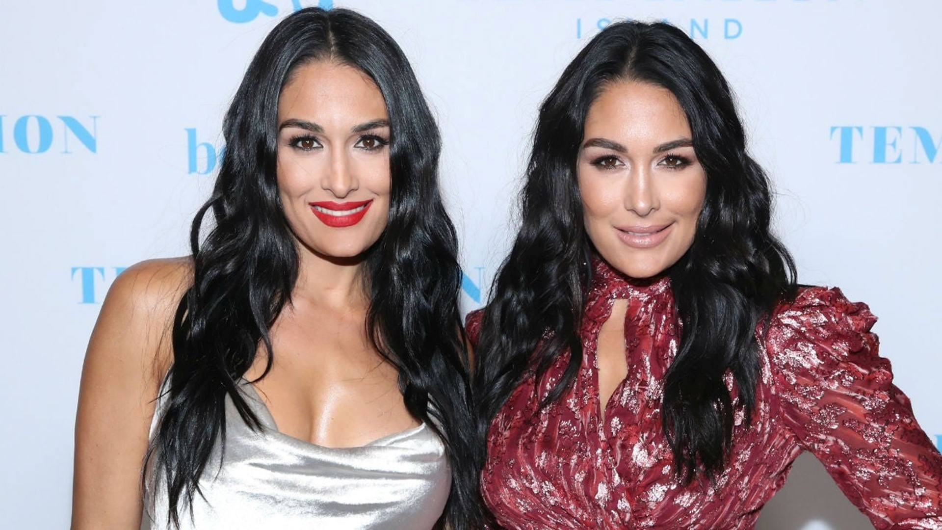 Nikki And Brie Bella Go Nude For Joint Pregnancy Shoot