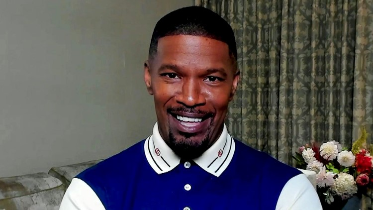 Jamie Foxx Shares the Trials and Tribulations of Fatherhood, Fame and Family in New Book