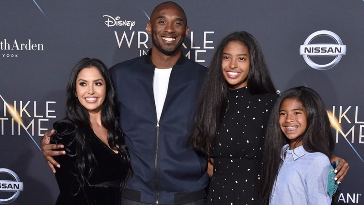 Vanessa Bryant Shares the Touching Reason Daughter Natalia Missed Kobe Bryant's Hall of Fame Induction