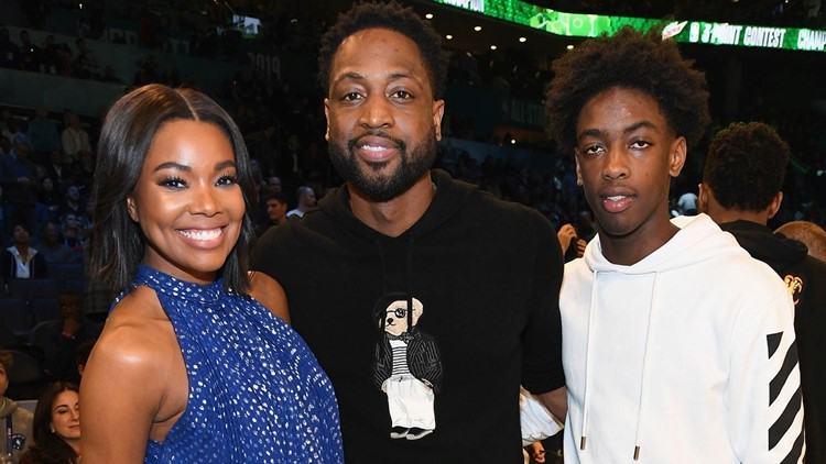 Gabrielle Union And Dwyane Wade Post Emotional Tributes To His Son Zaire As He Heads To Boarding School Wgrz Com