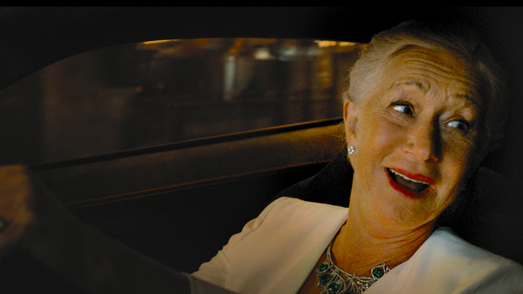 Helen Mirren on Taking the Wheel in 'F9' and Getting Launched Into Space (Exclusive)