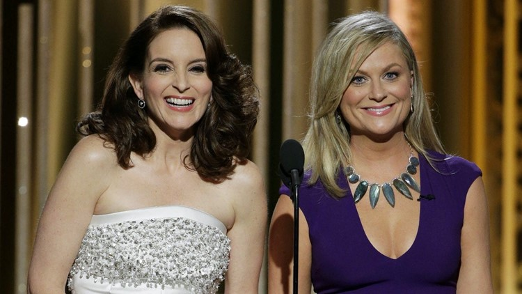 Amy Poehler and Tina Fey's Best Golden Globes Moments